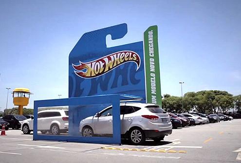 Hot Wheels - Sensation Marketing
