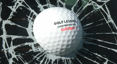 Golf Digest - Guerilla Marketing