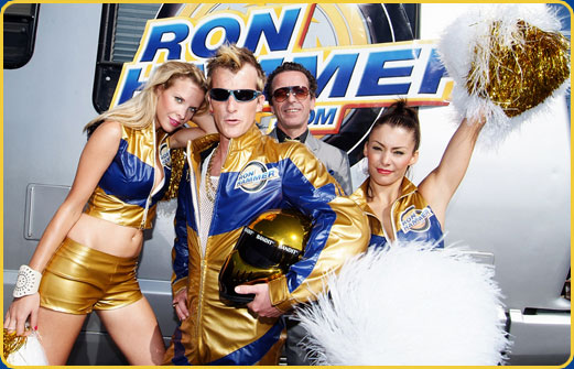 Hornbach - Ron Hammer