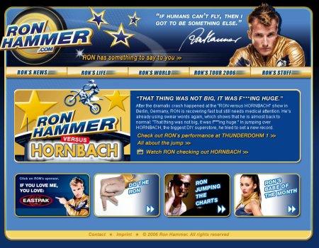 Hornbach - Ron Hammer (ronhammer.com)
