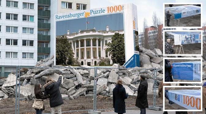Ravensburger - Sensation Marketing Puzzle