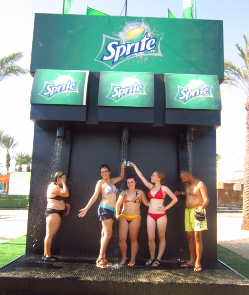 Sprite - Guerilla Marketing