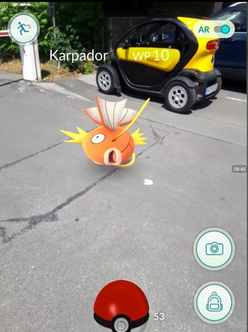 Pokemon Go Gameplay Deutschland