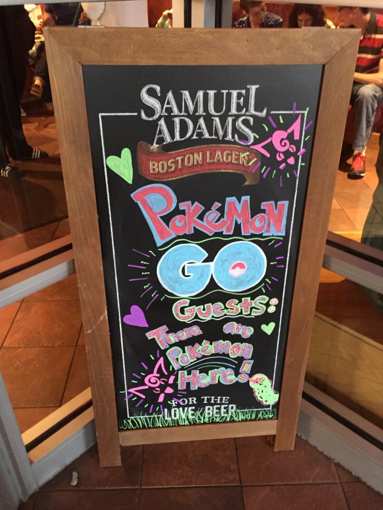 https://twitter.com/WickedGood/status/752306135978414080, Pokémon Go Marketing, Pokemon Go Restaurant