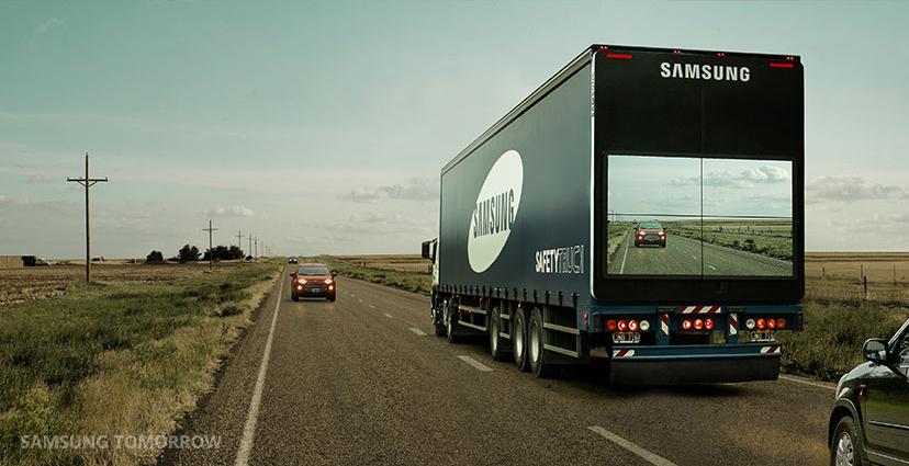 samsung lkw samsung truck